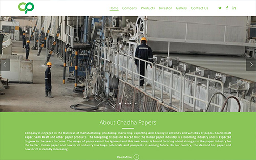 chadha-papers